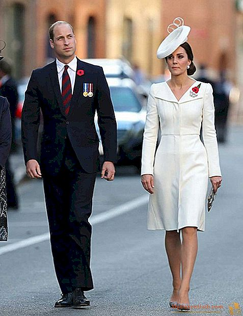 Kate Middleton Y El Vestido De Magnolia Usados Dos Veces