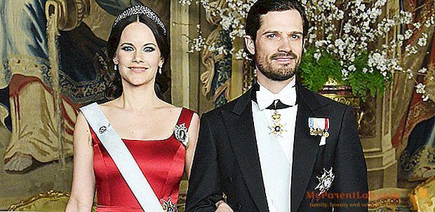 הנסיכה סופיה של שוודיה בהריון עם הילד השני שלה