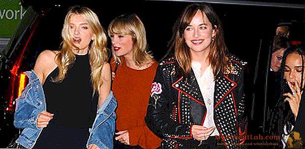 ليال تايلور سويفت مع صديقاتها الخارقين: نيويورك تقف على قدميها
