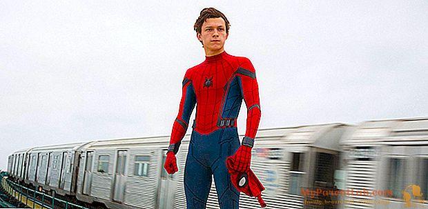 """O """"homem-aranha"""" Tom Holland: """"Eu pareço um super-herói?"""""""