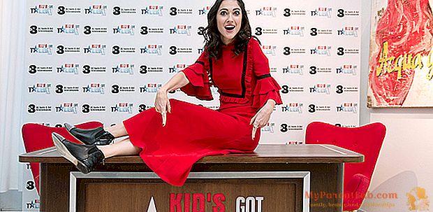 """Lodovica Comello: """"Soy una niña insoportable"""""""
