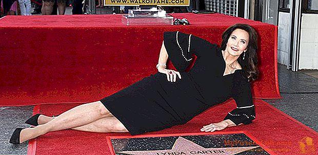 """ليندا كارتر: حتى اليوم """"المرأة المعجزة"""" الأصلية لديها نجمة على ممشى المشاهير"""