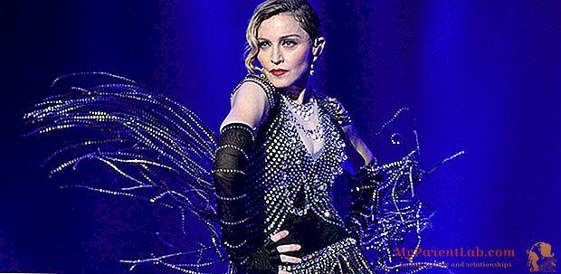 Madonna: la ropa para su gira diseñada por grandes diseñadores.