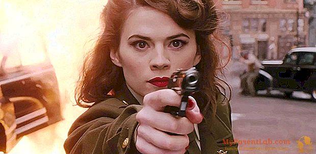 El agente Carter de Marvel, la novia del Capitán América, se convierte en el protagonista.