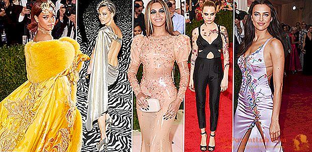 Met Gala 2017. Os 30 vestidos mais emblemáticos e extravagantes de 2000 até hoje