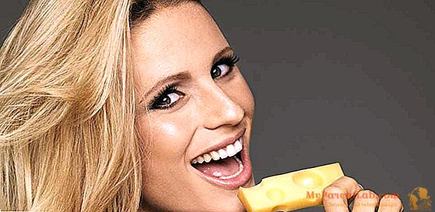 "Michelle Hunziker dice ""queso"""
