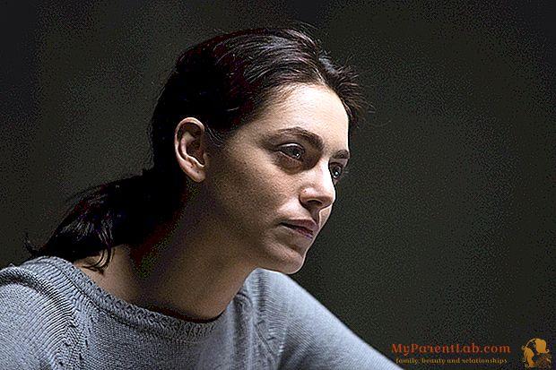 """Miriam Leone investiga entre los asesinatos y los sentimientos en la nueva temporada de """"No matar""""."""