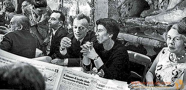 נטליה גינצבורג והאחרים: מאה סופרים באיטליה
