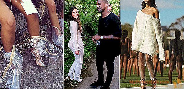 New York Fashion Week 2016. Der Kardashian-Clan auf der Kanye West-Modenschau