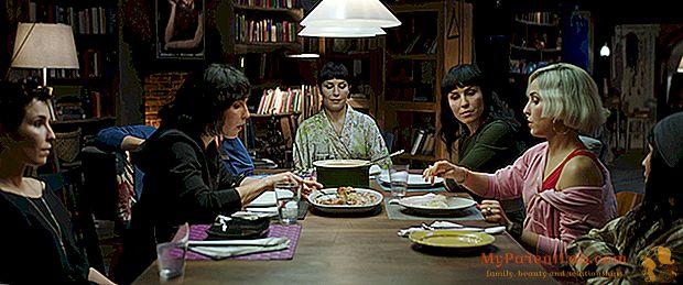 """Noomi Record Rapace: """"Septyniose seseryse"""" jis vaidina septynis skirtingus simbolius"""