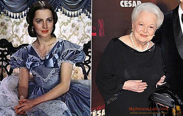 Olivia de Havilland, la última diva de la edad de oro de Hollywood tiene 102 años.