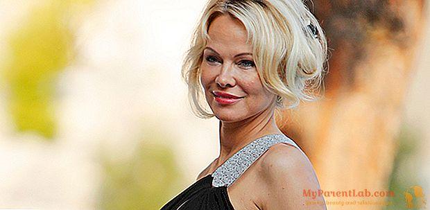 Pamela Anderson cumple 50 años: ayer era una socorrista sexy, hoy una restauradora vegana