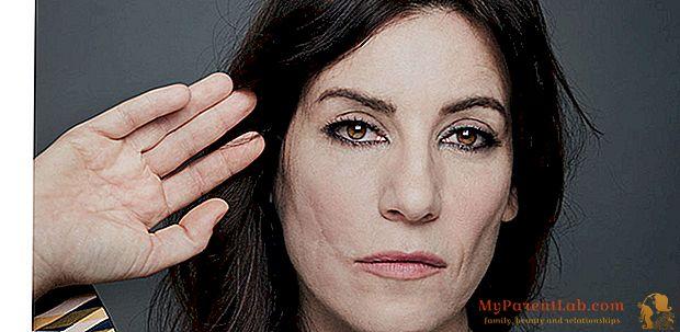 """Paola Turci: """"Maintenant, je ne cache plus mon visage"""""""