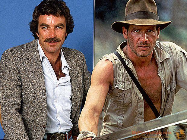 Los 10 mejores papeles del cine rechazados por grandes actores.