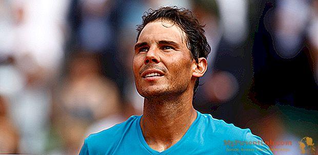"""Rafael Nadal: """"Sebagai anak laki-laki saya pikir saya akan pensiun pada usia 30, tetapi saya masih nomor satu"""""""