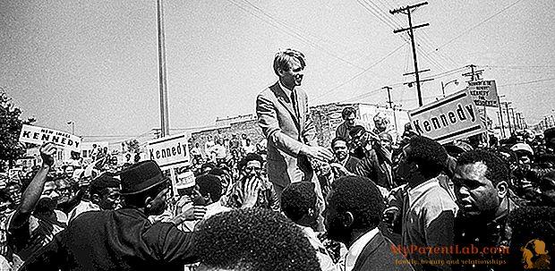 روبرت كينيدي: قبل 50 عامًا القتل الحي