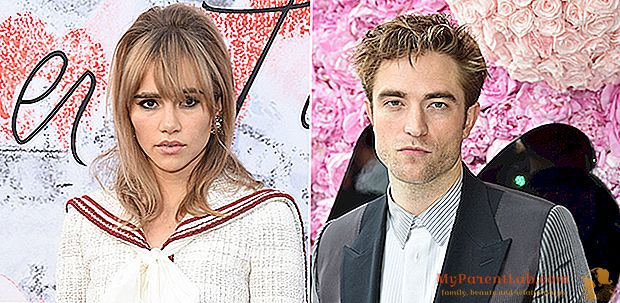Robert Pattinson e Suki Waterhouse, novo par de verão de 2018?