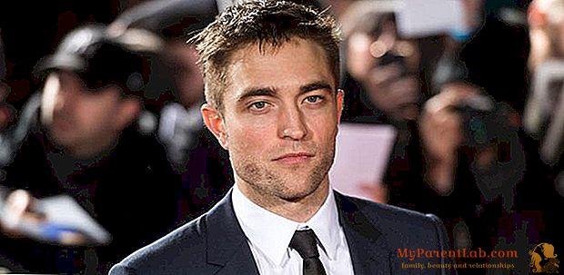 """Robert Pattinson, """"Da ustreliš Dober čas, ko sem živel v kleti in jedel konzervirano tuno dva meseca"""""""