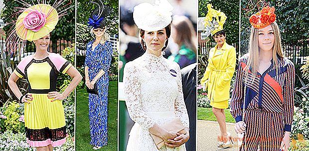 Royal Ascot 2017: ssa on myös Kate lumoavassa puolueessa hevosilla ja hatuilla