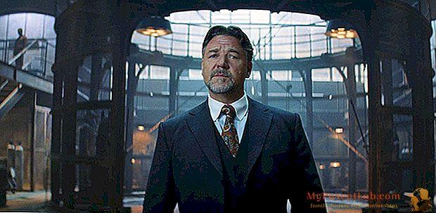 Russell Crowe versteigerte seine Objekte, um die Scheidung zu bezahlen. Es sammelt 2,8 Millionen Euro