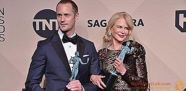 جوائز SAG 2018 ، جميع الفائزين في نسخة مخصصة للنساء. فازت ثلاث ملصقات في Ebbing و Missouri و Big Little Lies