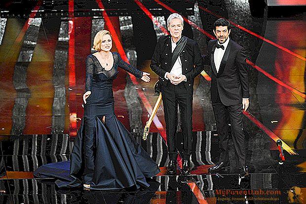 Sanremo 2018. ازدهار المسرحيات في الأمسية الثالثة: إنه رقم قياسي
