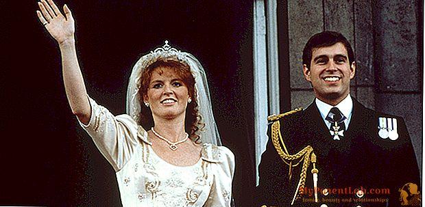 Sarah Ferguson: hace 30 años la boda con el príncipe Andrea