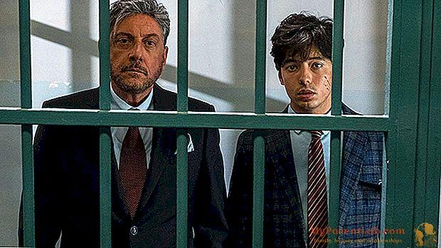 """Sergio Castellitto: """"Dans le bricoleur j'incarne un personnage éternel, le méchant italien"""""""