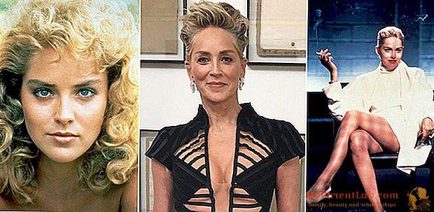 "Sharon Stone: ""Ξεκινώ από 60"""