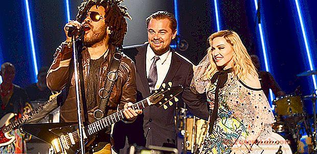 O show surpresa de Madonna na festa de Leonardo DiCaprio em Saint-Tropez