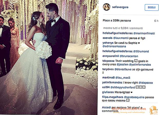 סופיה Vergara וג 'ו Manganiello, אירוע החתונה בפאלם ביץ'