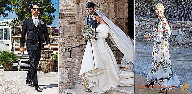 العرائس الشهيرة ، لمسة من الدرجة