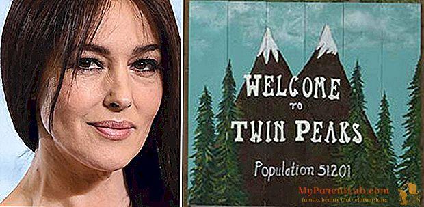 """Die Besetzung der neuen """"Twin Peaks"""" wird enthüllt: Monica Bellucci ist auch da"""