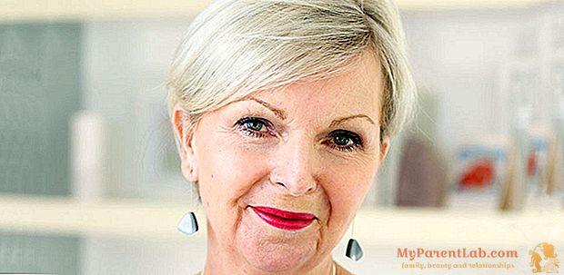 Tricia Cusden、68歳のYouTubeスター:「私はおばあちゃんの化粧を教える」