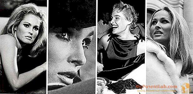 Ursula Andress:伝説のボンドガールの最初の80年間