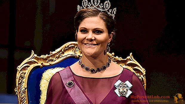 أنجبت فيكتوريا السويد أوسكار (لكن إستيل الصغيرة ستكون ملكة)